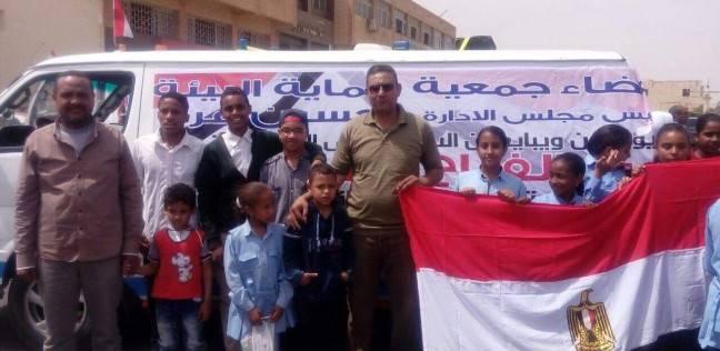 """جمعية """"رأس غارب""""تواصل حث المواطنين على المشاركة في الانتخابات"""