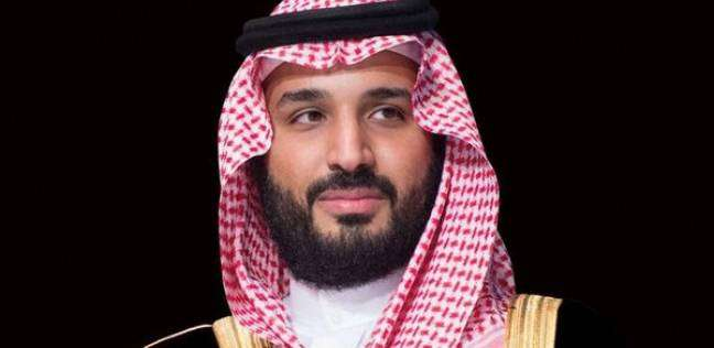 عاجل| ولي العهد السعودي يعزي السيسي في شهداء مسجد الروضة