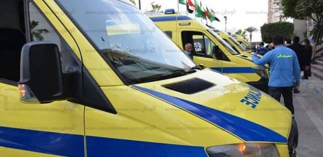 الصحة: 31 مصابا في حادث حريق عقار الإسماعيلية