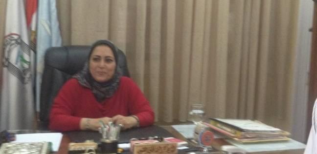 مدير إدارة وسط الإسكندرية التعليمية تتفقد مقر لجنة تنسيق المرحلة الإعدادية