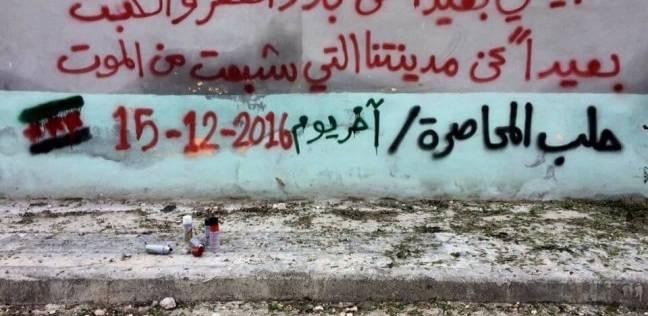"""الجيش الروسي: القوات السورية تصفي """"آخر الجيوب المقاومة"""" في حلب"""