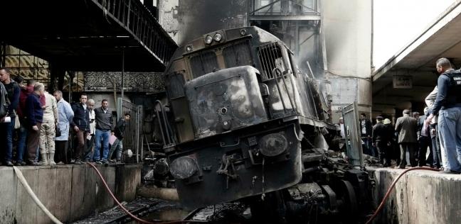 """مصدر بـ""""سكك حديد مصر"""" يكشف مصير الجرار 2302 المتسبب في الحادث"""