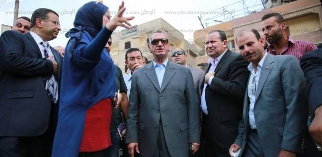 محافظ كفرالشيخ يتفقد موقع إنشاء أبراج سيدي سالم بتكلفة 37 مليون جنيه