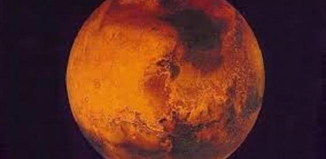 هناك صورة ملتقطة لسطح الكوكب الأحمر تظهر وجود مبان غريبة