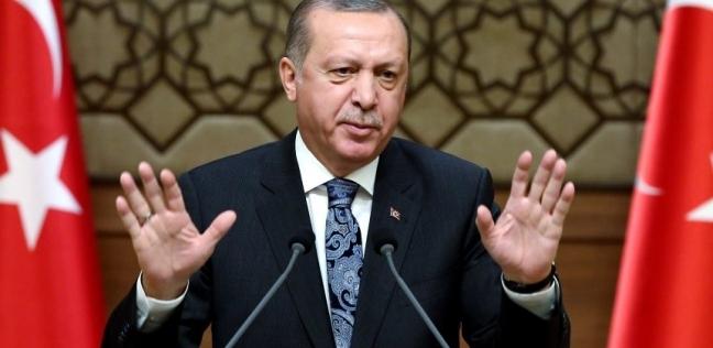 الرئيس التركي يلوح بعملية عسكرية جديدة ضد أكراد سوريا