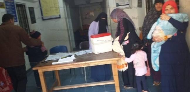 """""""صحة الدقهلية"""": تطعيم 101% من المستهدف في حملة شلل الأطفال"""