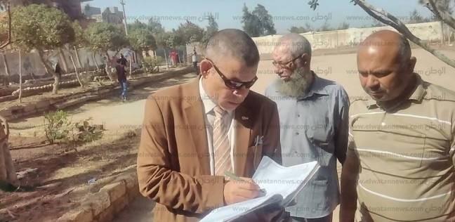 مدير « تعليم سيدي سالم»: تصنيف وفهرسة الكتب إلكترونيا بمكتبات المدارس