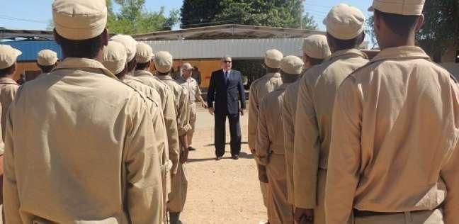 مديرو أمن 3 محافظات يتفقدون المواقع الشرطية خلال جولات ميدانية