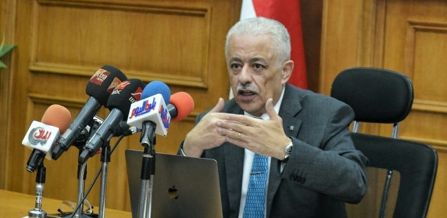 مصر   وزير التعليم: ليس لدينا أي أخطاء في الامتحانات