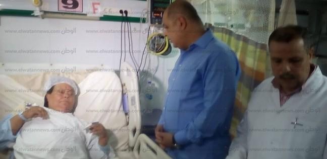 مرضى مستشفيات المحلة يستغيثون بمحافظ الغربية لعلاجهم