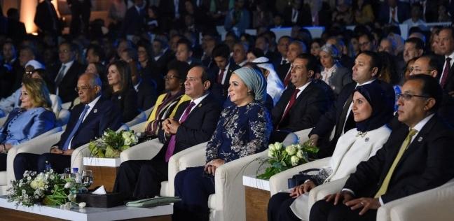 انتصار السيسي: أفريقيا والعرب يزخران بالعقول المستنيرة والمتفردة