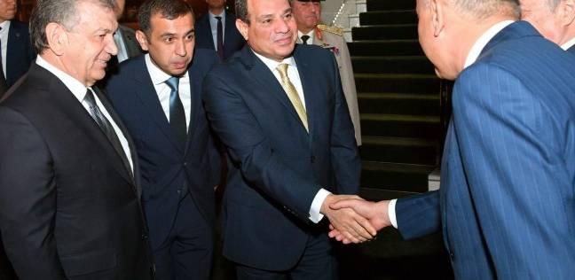 نص البيان المشترك بشأن زيارة الرئيس السيسي إلى أوزبكستان