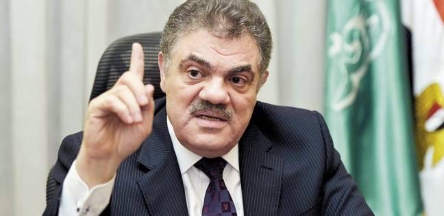 """حل لجنة حزب الوفد بأسيوط وتفويض """"عبد الغني"""" لإعادة تشكيلها"""