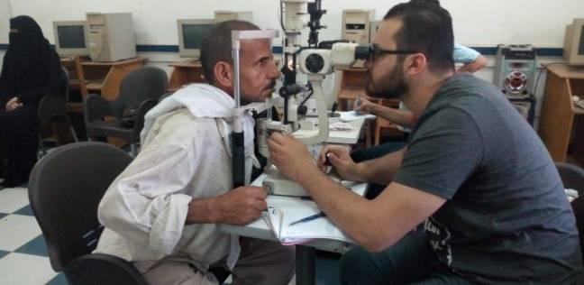 قوافل طبية في قرية شرباص بدمياط برعاية مديرية الشباب والرياضة