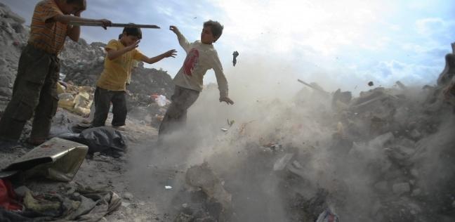 مقتل طفلين وإصابة 3 آخرين في انفجار لغم بريف حمص وسط سوريا