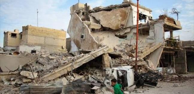 الاتحاد الأوروبي يؤيد هدنة إنسانية في سوريا