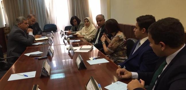 نبيلة مكرم: نحرص على تنفيذ رؤية القيادة السياسية لخدمة أبنائنا بالخارج