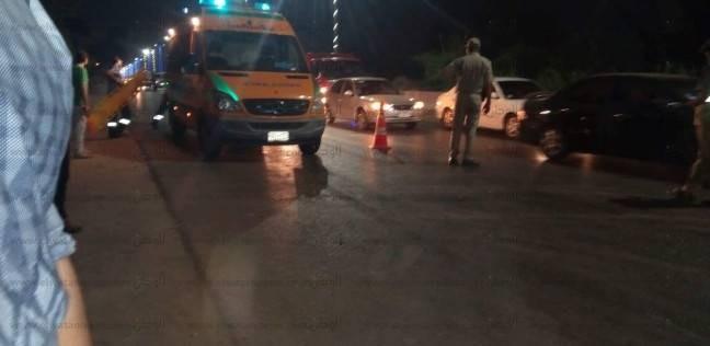 مصرع 3 أشخاص وإصابة 3 آخرين في حادث تصادم بالشرقية