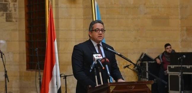 وزير الآثار: كل مؤسسات الدولة المصرية شاركت في بناء المتحف الكبير