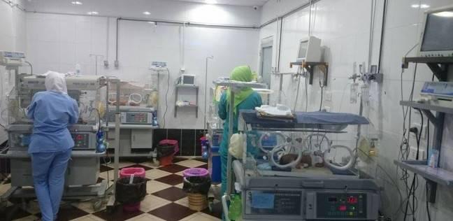 """وكيل وزارة الصحة بالأقصر يعلن تشغيل حضانات """"نجع عبدالعزيز"""""""