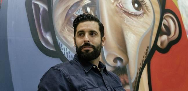 """بين التكعيبية والواقعية.. فنان إسباني يرسم جداريات مستوحاة من """"بيكاسو"""""""