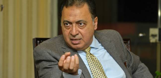 """""""أحمد عماد"""" يشارك في مؤتمر تحسين جودة الخدمة الصحية المقدمة للمواطنين"""