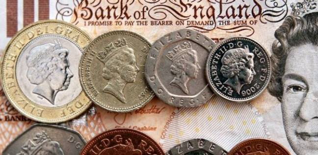 """لليوم الخامس.. استقرار سعر """"الإسترليني"""" في سوق العملة"""