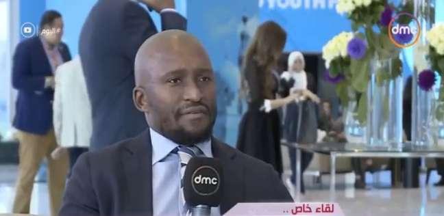 """حفيد """"مانديلا"""" يشارك في ملتقى الشباب العربي الأفريقي"""