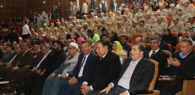 محافظ كفر الشيخ: قوات الشرطة عيون ساهرة تحمي الوطن وتضحي لأجله