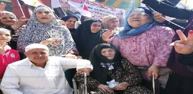 التصويت يحلى بصورة مع «زينب» و«سبيلة»: ملوك التبرع لتحيا مصر