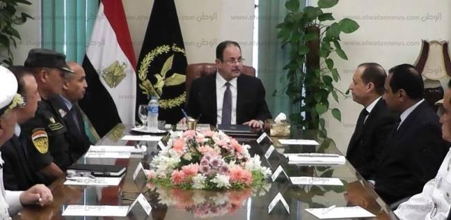 """""""حمدي"""" مساعد وزير الداخلية للإعلام.. و""""عطية"""" للوثائق"""