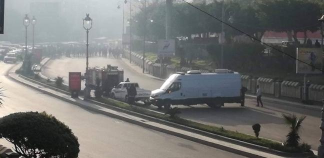 عاجل| بلاغ سلبي بالاشتباه في قنبلة على طريق القنال بالإسكندرية