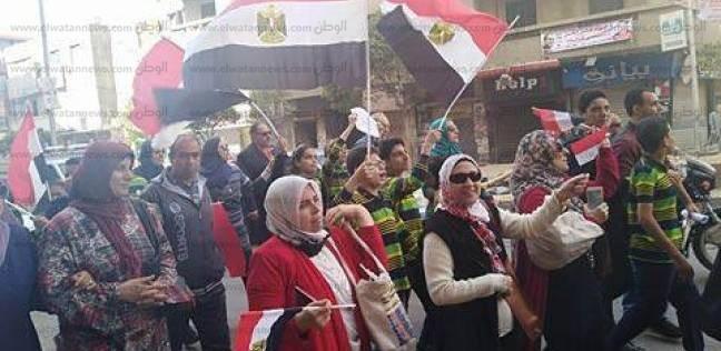 """""""مصر السلام"""": رفع حالة الطوارئ بغرف عمليات متابعة الانتخابات"""