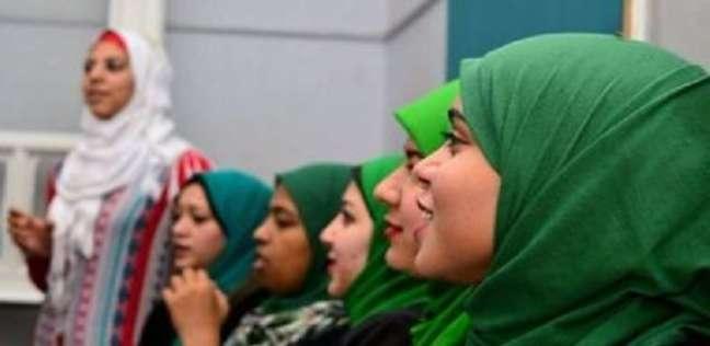 """""""الحور"""".. أول فرقة إنشاد ديني من الفتيات في ساقية الصاوي 30 أبريل"""