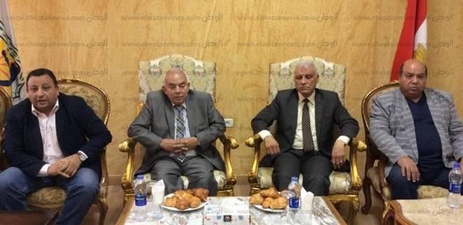 سكرتير عام جنوب سيناء ينظم احتفالية بمناسبة عيد تحرير المحافظة