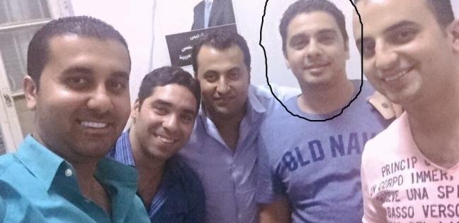 ننشر صور الضابط مصطفى عبيد شهيد انفجار عبوة بدائية بمدينة نصر