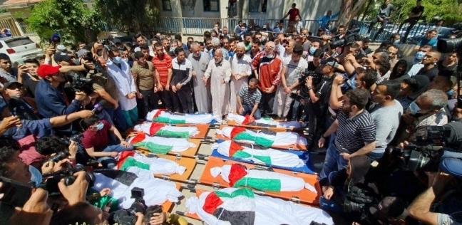 دعاء للشهداء في فلسطين