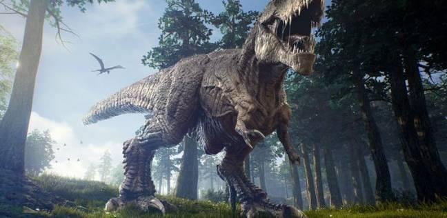 دراسة : تكشف كيف آتت الديناصورات ؟