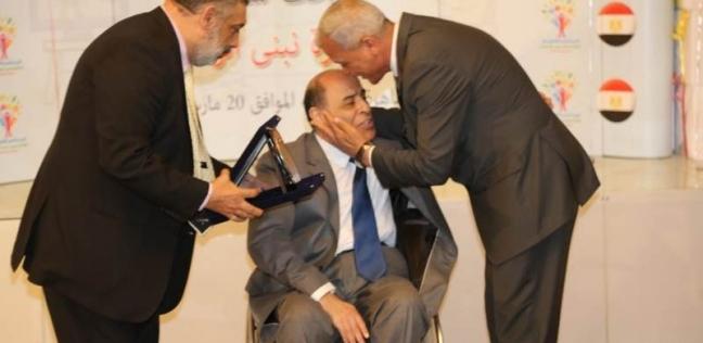 محافظ المنوفية يشهد احتفالية المجلس القومي لشؤون الإعاقة