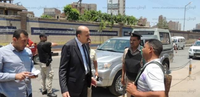 مدير أمن الشرقية يتفقد الأكمنة استعدادا لاستقبال عيد الفطر