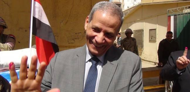 """""""الهلالي"""": تصويتكم يثبت للعالم أجمع أن المصريين كتلة واحدة"""