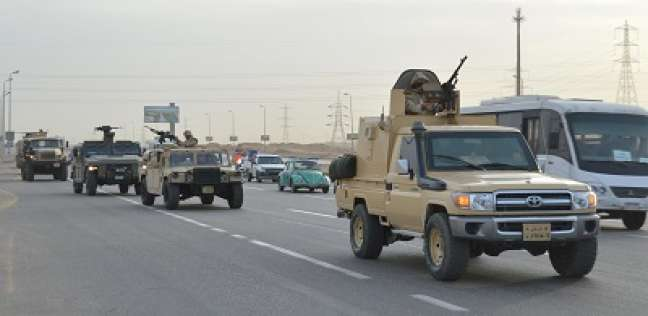"""""""كلنا معاك"""" تعلن دعم الجيش والشرطة في الحرب ضد الإرهاب"""