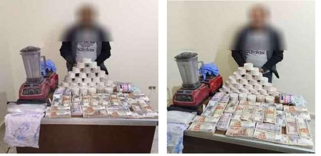 25180 قرص مخدر وبانجو وأسلحة غير مرخصة.. حصيلة حملات وزارة الداخلية - حوادث -