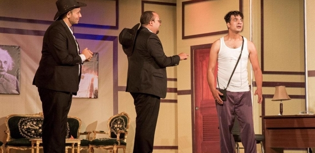 """اليوم.. العرض الأخير لمسرحية """"أبو كبسولة"""" على المسرح العائم في المنيل"""