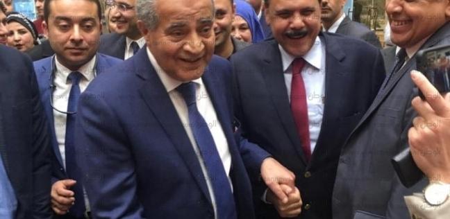 """محافظ الإسكندرية يفتتح معرض """"أهلا رمضان"""" للسلع الغذائية"""
