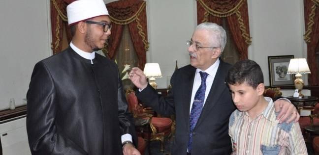 """""""تعليم القاهرة"""" تصدر قرارا بشأن تدريب الطلاب والمعلمين على بنك المعرفة"""