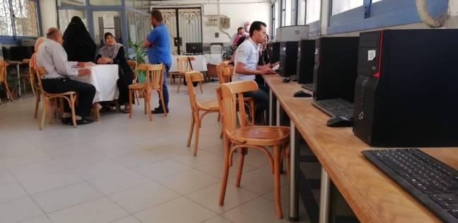 إقبال ضعيف على مكتب تنسيق مدينة عين شمس الجامعية