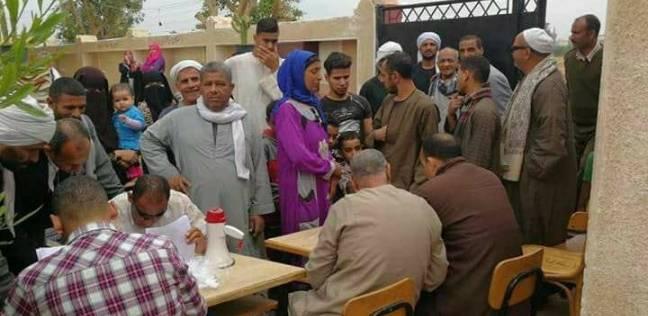 تشكيل لجان بالوحدات المحلية لتلقي شكاوى الناخبين في المنيا