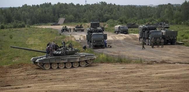 في روسيا.. تدريبات عسكرية ضخمة للحماية من أسلحة الدمار الشامل