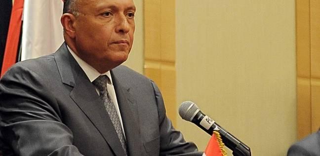 مصر تطالب بالدعم الأوروبي في المرحلة الدقيقة الحالية التي تمر بها المنطقة